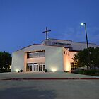 Centennial Church in Frisco, Texas by Henri Bersoux
