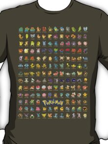 Pokemon Original 151 T-Shirt