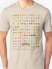 Pokemon Original 151 T-Shirt