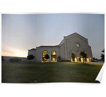 Stonebriar Community Church in Frisco, Texas Poster