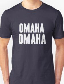 OMAHA OMAHA! (white) T-Shirt
