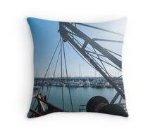 napier marina Throw Pillow