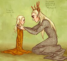 Prince of Mirkwood by sabriiel