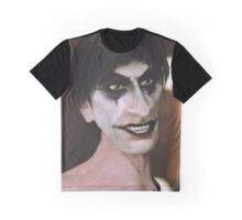 Dwayne The Goth Graphic T-Shirt