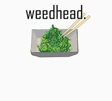 weedhead. (seaweed)  Womens Fitted T-Shirt