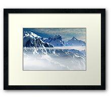 Chill Layer Framed Print