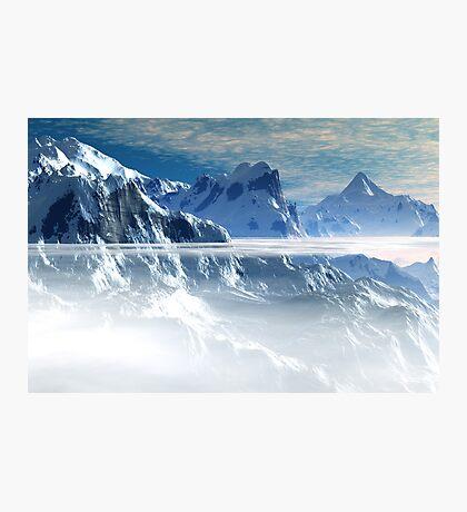 Chill Layer Photographic Print