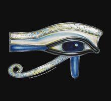 Opalite Eye of Ra by BadheadGadroon