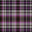 02385 Shelby County, Tennessee District Tartan Fabric Print Iphone Case by Detnecs2013