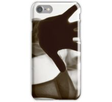 STOP! iPhone Case/Skin