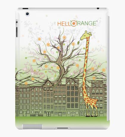 Giraffe : The City Eater iPad Case/Skin