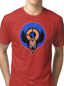 Armada - Earth Defense Alliance Tri-blend T-Shirt