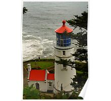 Heceta Head Lighthouse Poster