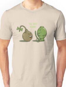 Mr. & Mrs BOMBS Unisex T-Shirt