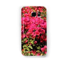 Bougainvillea Flowers Samsung Galaxy Case/Skin
