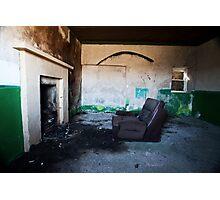 Sitting Room Photographic Print