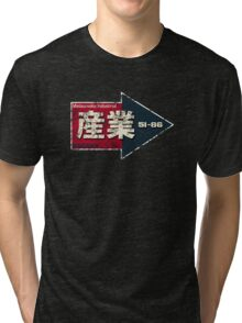 Matsumoko Industrial Tri-blend T-Shirt