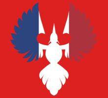 France Phoenix One Piece - Short Sleeve