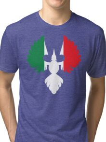 Italy Phoenix Tri-blend T-Shirt