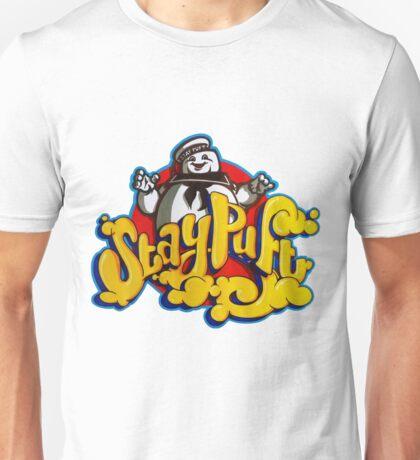 Stay Puft Marshmallow Man Logo - Graffiti Unisex T-Shirt