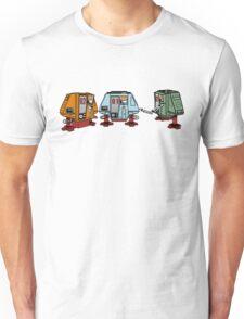 Silent Huey, Dewey and Louie Unisex T-Shirt
