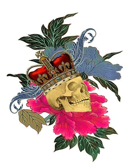 King Skull by Tickleart