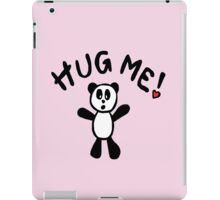 Hug me! iPad Case/Skin
