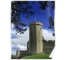Guy's Tower, Warwick Castle Poster