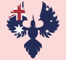 Australia Phoenix Baby Tee