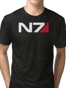 N7 Veteran Tri-blend T-Shirt