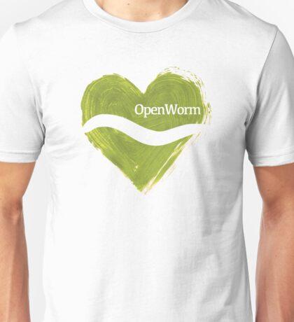 <3 OpenWorm T-Shirt