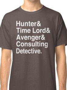 Superwhovengelock Classic T-Shirt