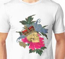 King Skull Unisex T-Shirt