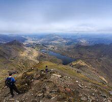 Snowdon Peak by Nicholas Jermy