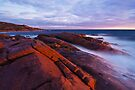 Rocky Point Sunrise by Dieter Tracey