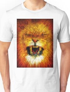 ANGRY LION Unisex T-Shirt