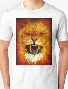 ANGRY LION T-Shirt