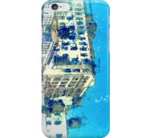 Upper West Side Water Towers iPhone Case/Skin
