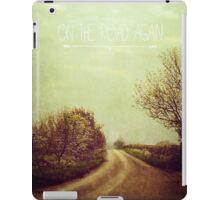 On the Road Again iPad Case/Skin