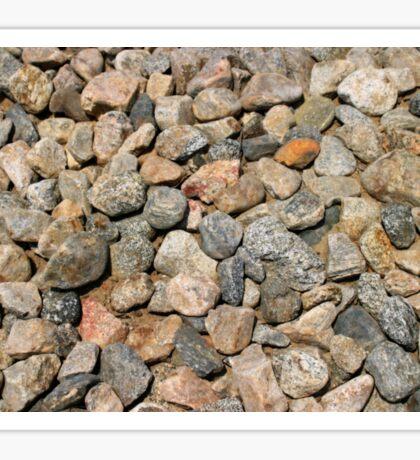 Gravel Stones Sticker