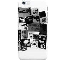 Recycle men iPhone Case/Skin