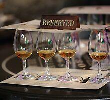 Whiskey Tasting Jameson Style by Ren Provo