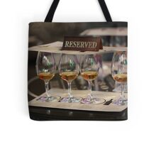 Whiskey Tasting Jameson Style Tote Bag