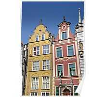 Gdansk, Poland. Poster