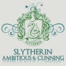 SLYTHERIN  by LovelyOwls