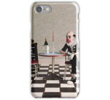 Lonely as a Clown iPhone Case/Skin