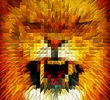 ANGRY LION by yavuzunlu