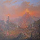 Mordor.Land Of Shadow by Joe Gilronan