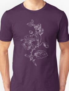 Flower design T-Shirt