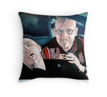 Learning Curve Throw Pillow